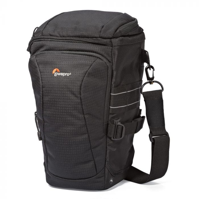 Carry a DSLR camera hiking with a Lowepro Toploader Pro