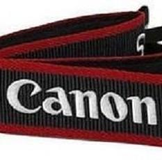 Carry a DSLR camera hiking with a Canon Camera Strap