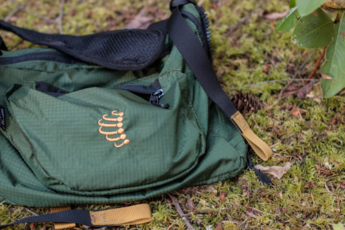 RIBZ Front Pack adjustable straps - PureOutside