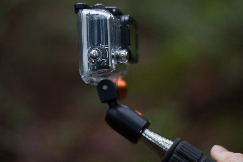 Any angle is possible on the XShot Pro